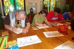 Dzień trzeci - zajęcia w Muzeum (3)