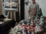 Wystawa bożonarodzeniowa w Ochli 27-11-2016
