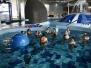 Zajęcia na basenie dla najmłodszych